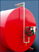 Standard Large Tank Package Greater Than 5000 Gallon Capacity