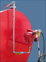 Standard Small Tank Package 1500-4000 Gallon Capacity