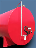Optional High Volume Large Tank Package Greater Than 5000 Gallon Capacity